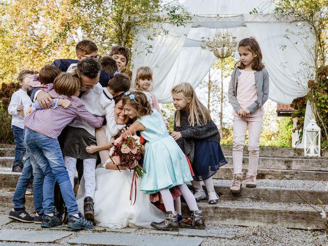 Il matrimonio di Vittorio e Jessica a Fino Mornasco, Como 61