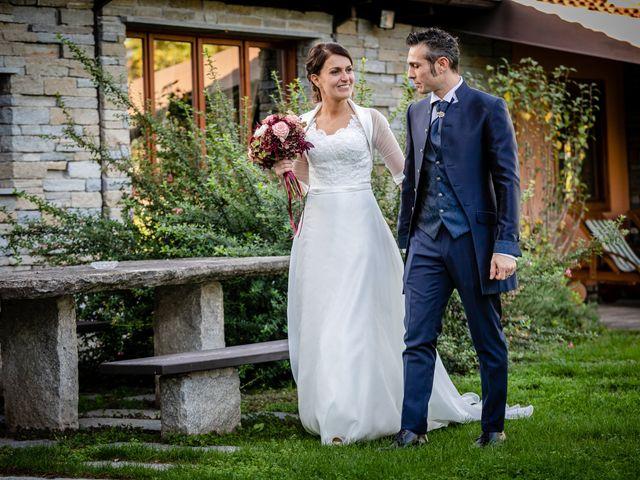 Il matrimonio di Vittorio e Jessica a Fino Mornasco, Como 62