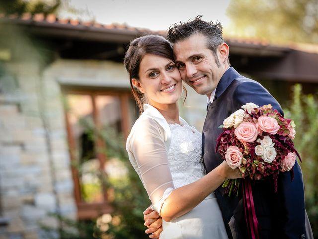 Il matrimonio di Vittorio e Jessica a Fino Mornasco, Como 63