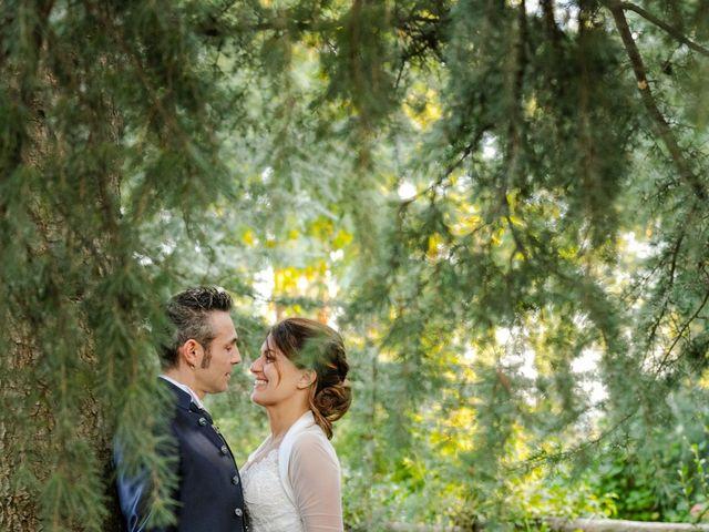 Il matrimonio di Vittorio e Jessica a Fino Mornasco, Como 69