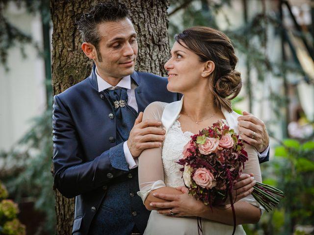 Il matrimonio di Vittorio e Jessica a Fino Mornasco, Como 71