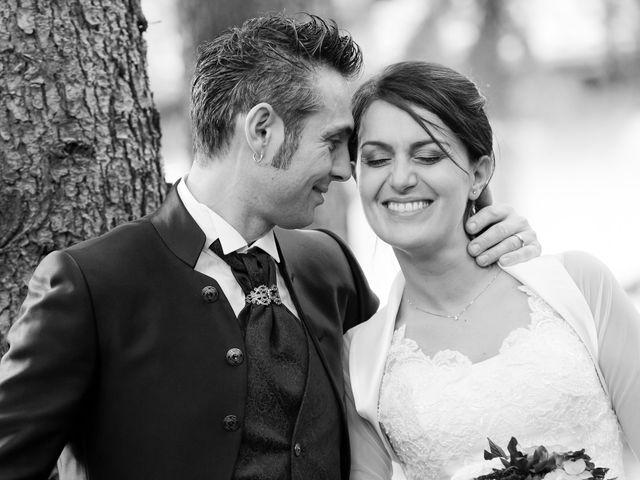 Il matrimonio di Vittorio e Jessica a Fino Mornasco, Como 72
