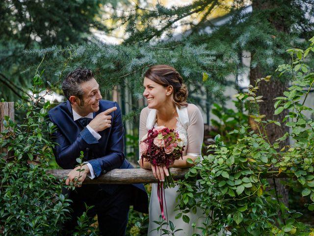 Il matrimonio di Vittorio e Jessica a Fino Mornasco, Como 73