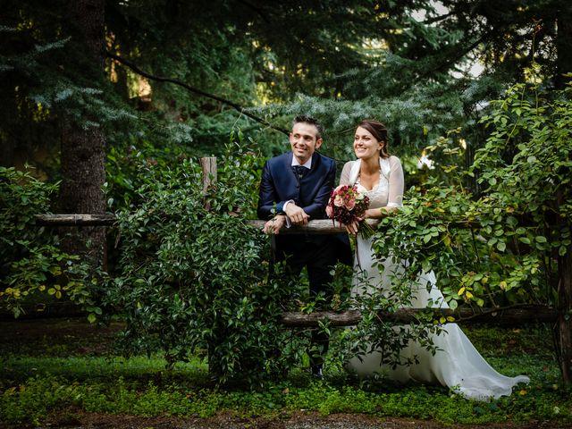 Il matrimonio di Vittorio e Jessica a Fino Mornasco, Como 74