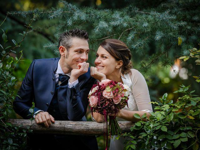 Le nozze di Jessica e Vittorio