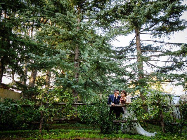 Il matrimonio di Vittorio e Jessica a Fino Mornasco, Como 75