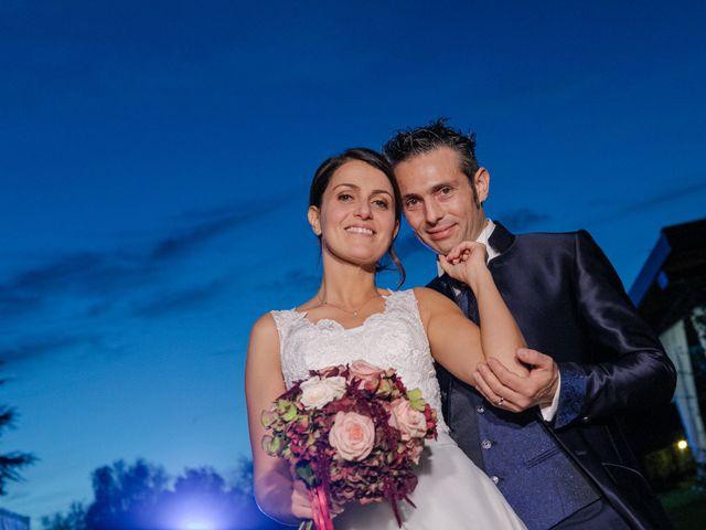 Il matrimonio di Vittorio e Jessica a Fino Mornasco, Como 77