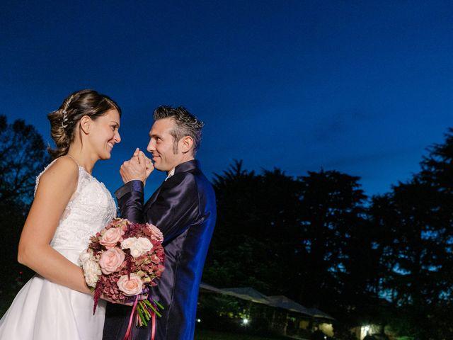Il matrimonio di Vittorio e Jessica a Fino Mornasco, Como 78