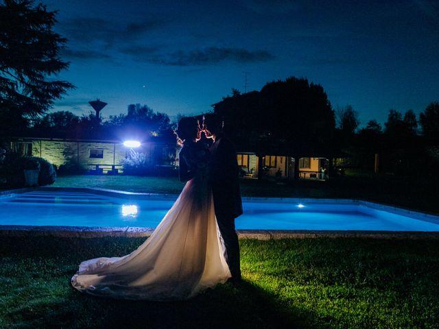 Il matrimonio di Vittorio e Jessica a Fino Mornasco, Como 79