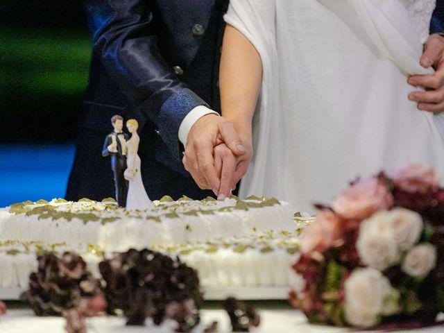 Il matrimonio di Vittorio e Jessica a Fino Mornasco, Como 80