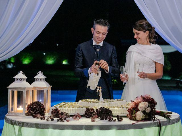 Il matrimonio di Vittorio e Jessica a Fino Mornasco, Como 81