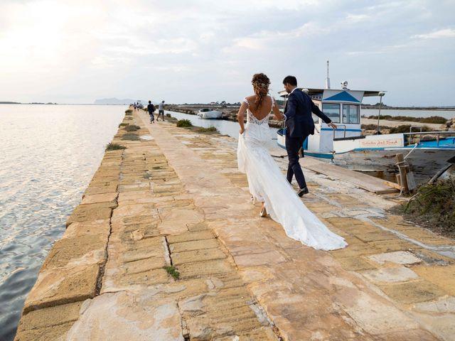 Il matrimonio di Davide e Valentina a Mazara del Vallo, Trapani 1