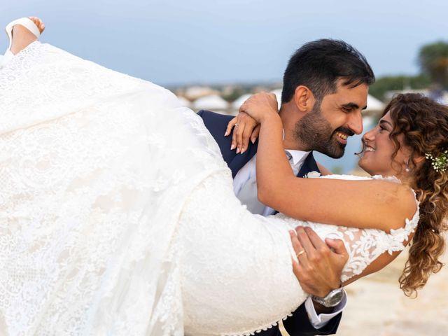 Il matrimonio di Davide e Valentina a Mazara del Vallo, Trapani 2