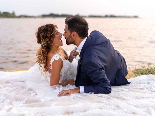 Il matrimonio di Davide e Valentina a Mazara del Vallo, Trapani 7