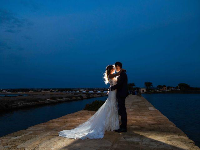 Il matrimonio di Davide e Valentina a Mazara del Vallo, Trapani 9