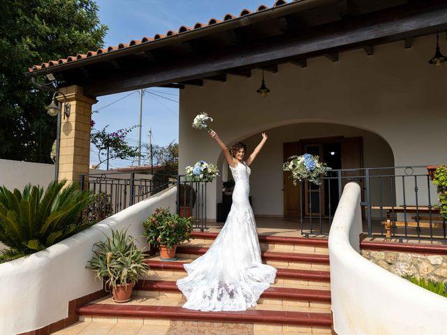 Il matrimonio di Davide e Valentina a Mazara del Vallo, Trapani 37