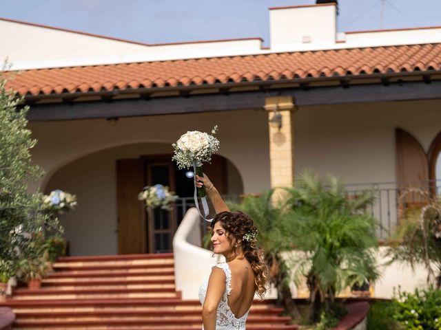 Il matrimonio di Davide e Valentina a Mazara del Vallo, Trapani 38