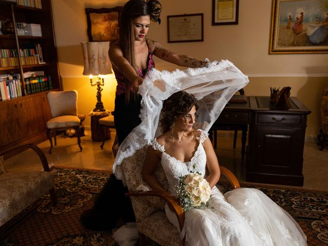 Il matrimonio di Davide e Valentina a Mazara del Vallo, Trapani 42