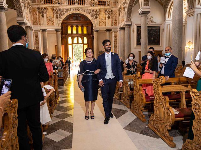 Il matrimonio di Davide e Valentina a Mazara del Vallo, Trapani 45