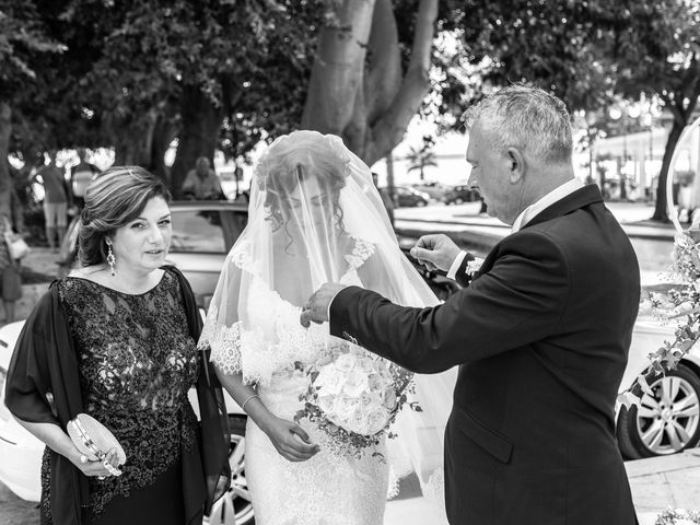 Il matrimonio di Davide e Valentina a Mazara del Vallo, Trapani 47