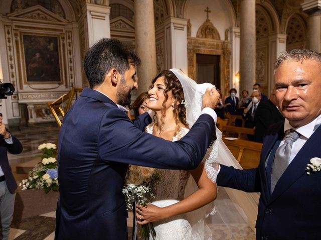 Il matrimonio di Davide e Valentina a Mazara del Vallo, Trapani 49
