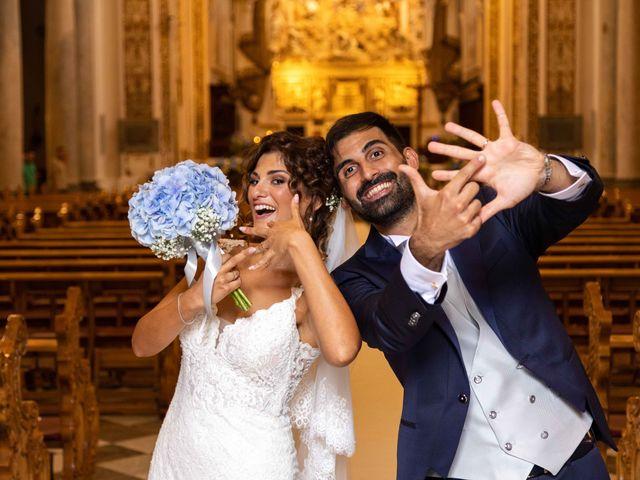 Il matrimonio di Davide e Valentina a Mazara del Vallo, Trapani 52