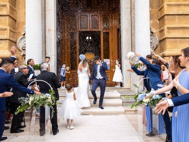 Il matrimonio di Davide e Valentina a Mazara del Vallo, Trapani 53