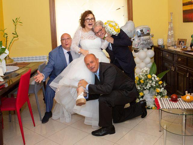 Il matrimonio di Andrea e Cinzia a Spadafora, Messina 8
