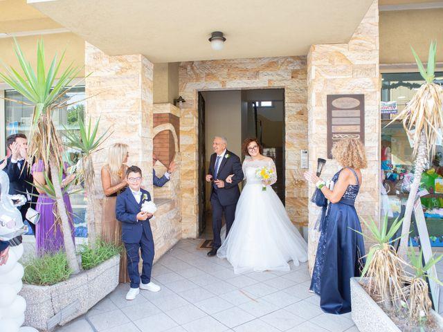 Il matrimonio di Andrea e Cinzia a Spadafora, Messina 11