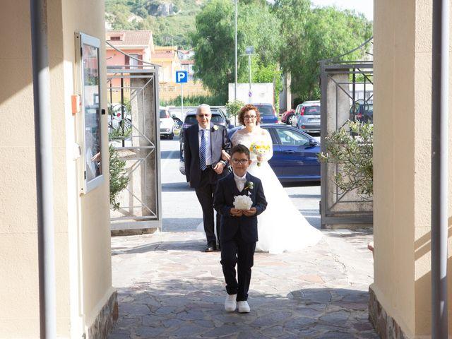Il matrimonio di Andrea e Cinzia a Spadafora, Messina 14