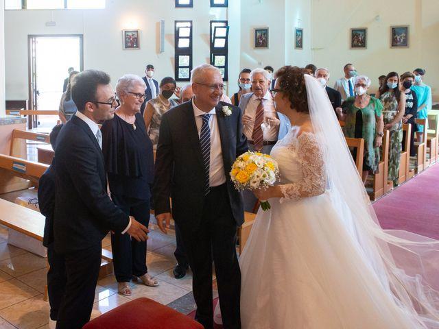 Il matrimonio di Andrea e Cinzia a Spadafora, Messina 16