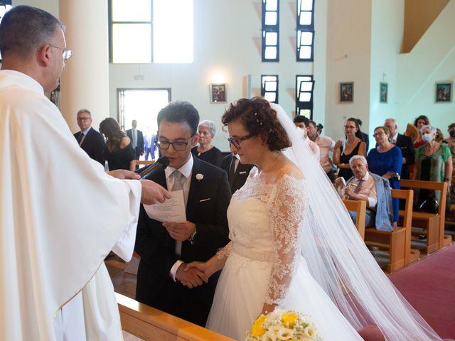 Il matrimonio di Andrea e Cinzia a Spadafora, Messina 18