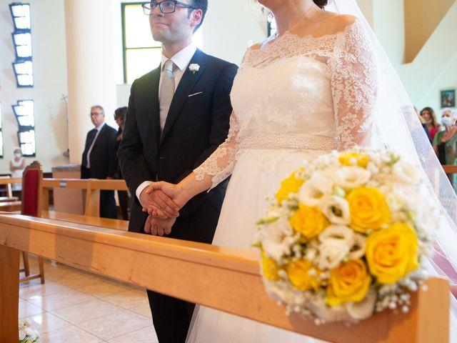 Il matrimonio di Andrea e Cinzia a Spadafora, Messina 19