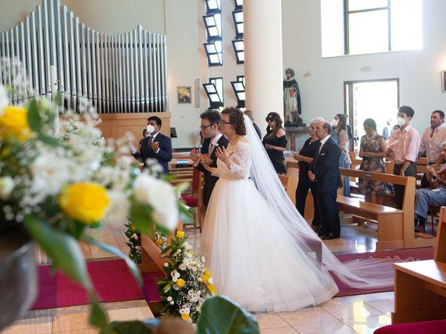 Il matrimonio di Andrea e Cinzia a Spadafora, Messina 22
