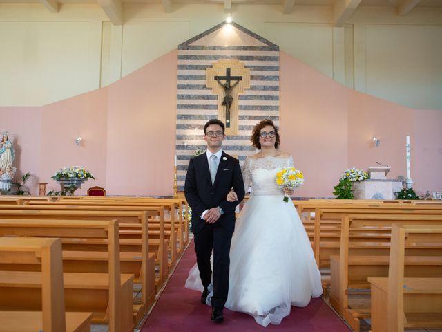 Il matrimonio di Andrea e Cinzia a Spadafora, Messina 23