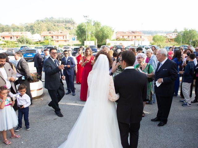 Il matrimonio di Andrea e Cinzia a Spadafora, Messina 25