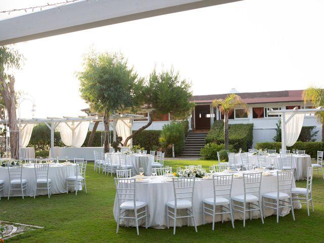 Il matrimonio di Andrea e Cinzia a Spadafora, Messina 34