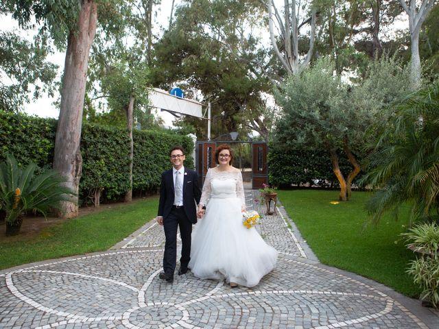 Il matrimonio di Andrea e Cinzia a Spadafora, Messina 39