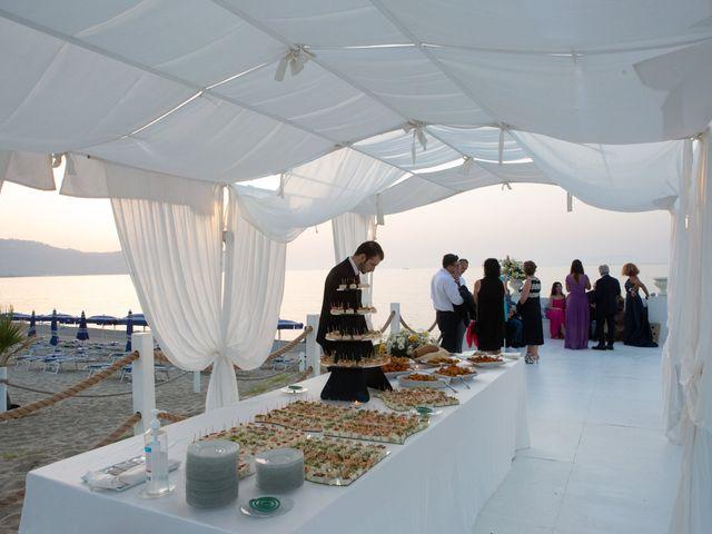 Il matrimonio di Andrea e Cinzia a Spadafora, Messina 41