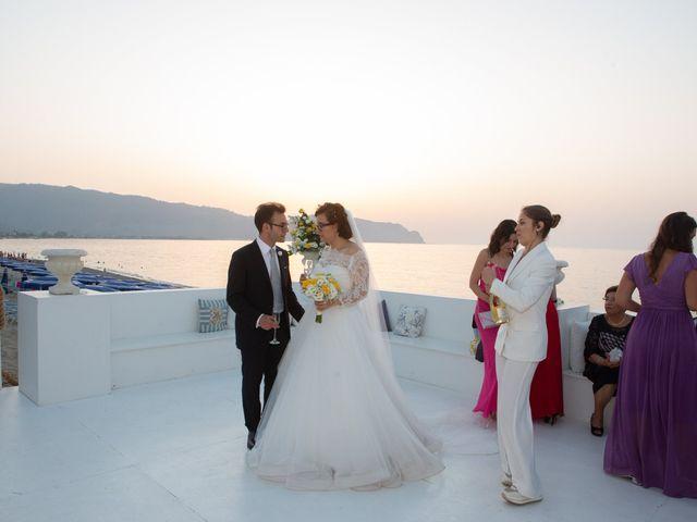 Il matrimonio di Andrea e Cinzia a Spadafora, Messina 45