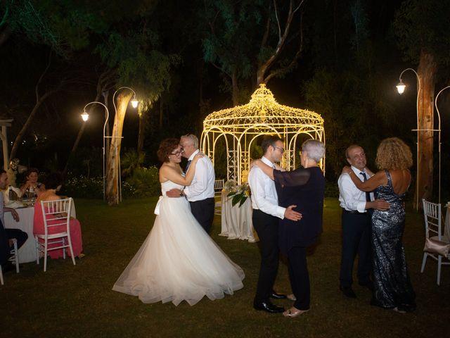 Il matrimonio di Andrea e Cinzia a Spadafora, Messina 56