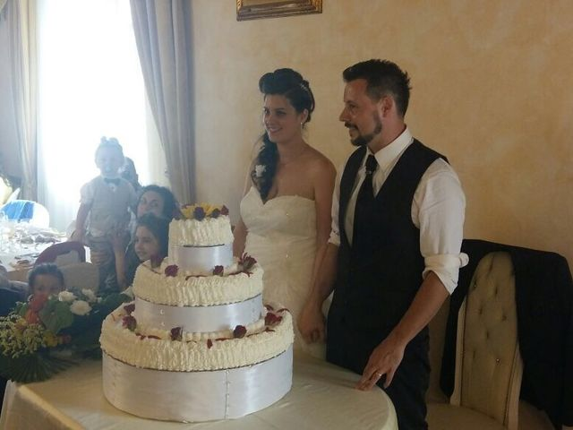 Il matrimonio di Simone e Chiara a Peccioli, Pisa 4