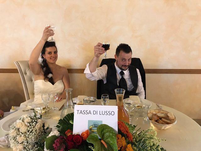 Il matrimonio di Simone e Chiara a Peccioli, Pisa 5