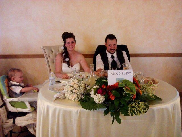 Il matrimonio di Simone e Chiara a Peccioli, Pisa 8