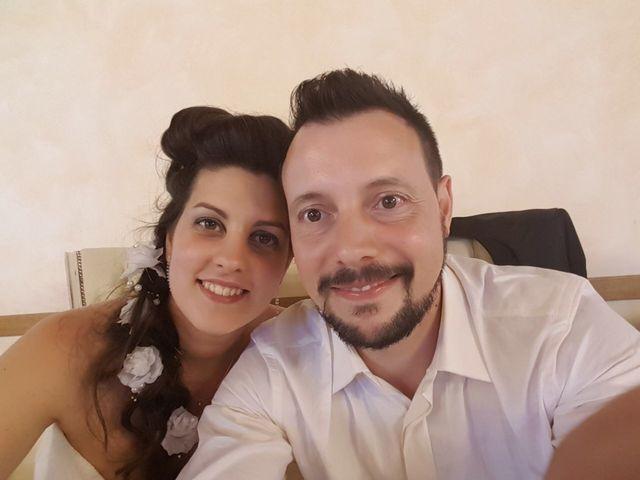 Il matrimonio di Simone e Chiara a Peccioli, Pisa 9