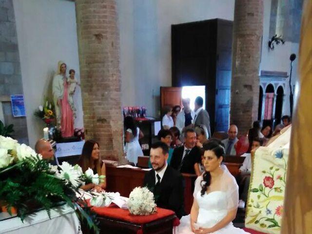 Il matrimonio di Simone e Chiara a Peccioli, Pisa 12