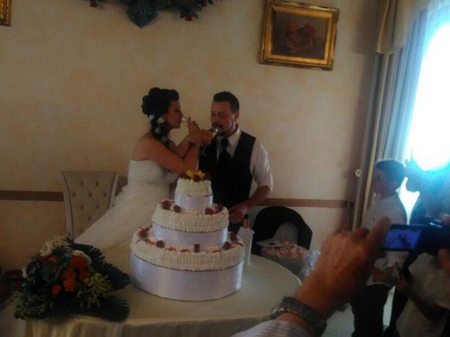 Il matrimonio di Simone e Chiara a Peccioli, Pisa 13