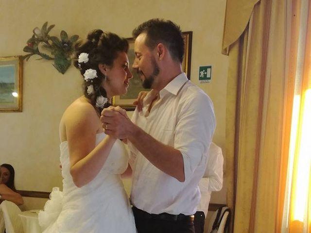 Il matrimonio di Simone e Chiara a Peccioli, Pisa 19