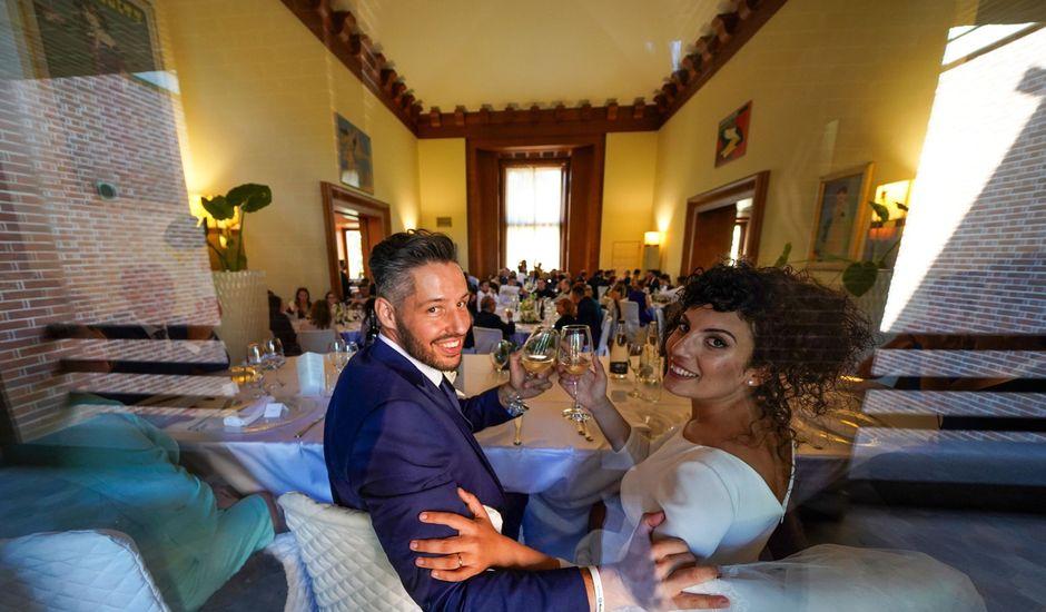 Il matrimonio di Gianluca e Gloria a Vigevano, Pavia