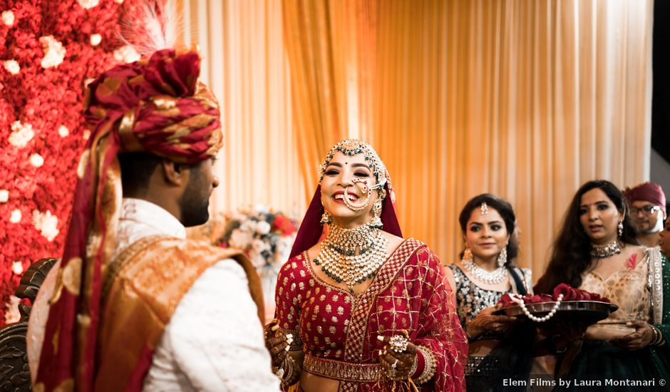 Il matrimonio di Namita e Sourabh a Bergamo, Bergamo